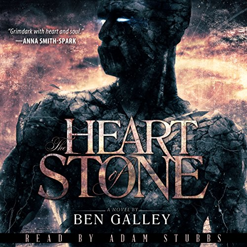 The Heart of Stone audiobook cover art