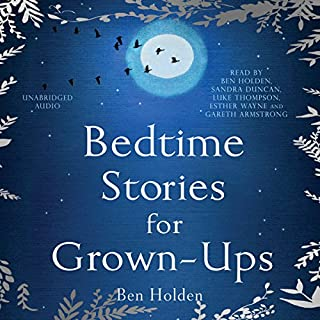 Bedtime Stories for Grown-ups cover art