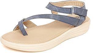 Vendoz Women Casual Sandals Flats