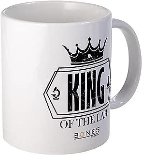 CafePress Bones King Of The Lab Mug Unique Coffee Mug, Coffee Cup