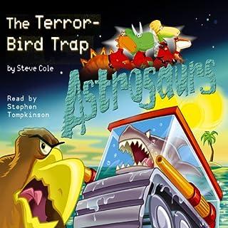 Astrosaurs: The Terror-Bird Trap cover art