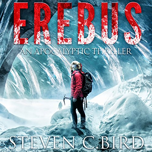 Erebus audiobook cover art