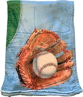 kids baseball blanket