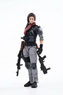 HiPlay JoyToy 1/18 Scale Science-Fiction Action Figures Full Set-Battle for The Stars Series-37th Legion-Hermione JT0470