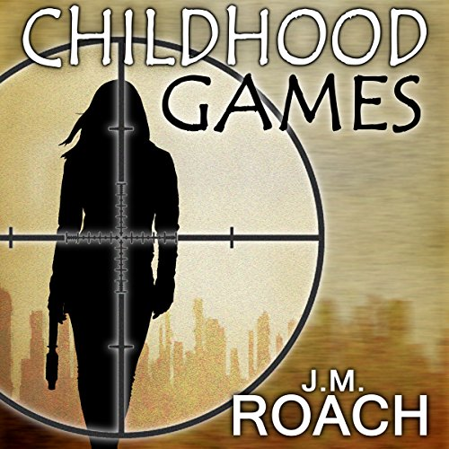Childhood Games audiobook cover art