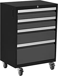 NewAge Products 50041 Bold 3.0 Rolling Tool Cabinet, Gray