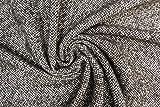 Lady McElroy Donegal Tweed-Beschichtung, Stoff, Meterware,