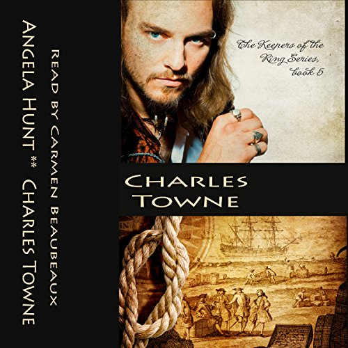 Charles Towne  audiobook cover art