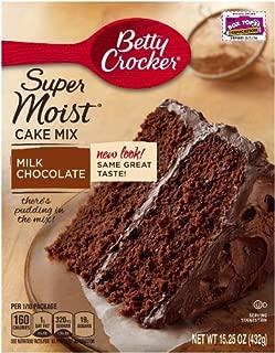 Best betty crocker milk chocolate cake mix Reviews