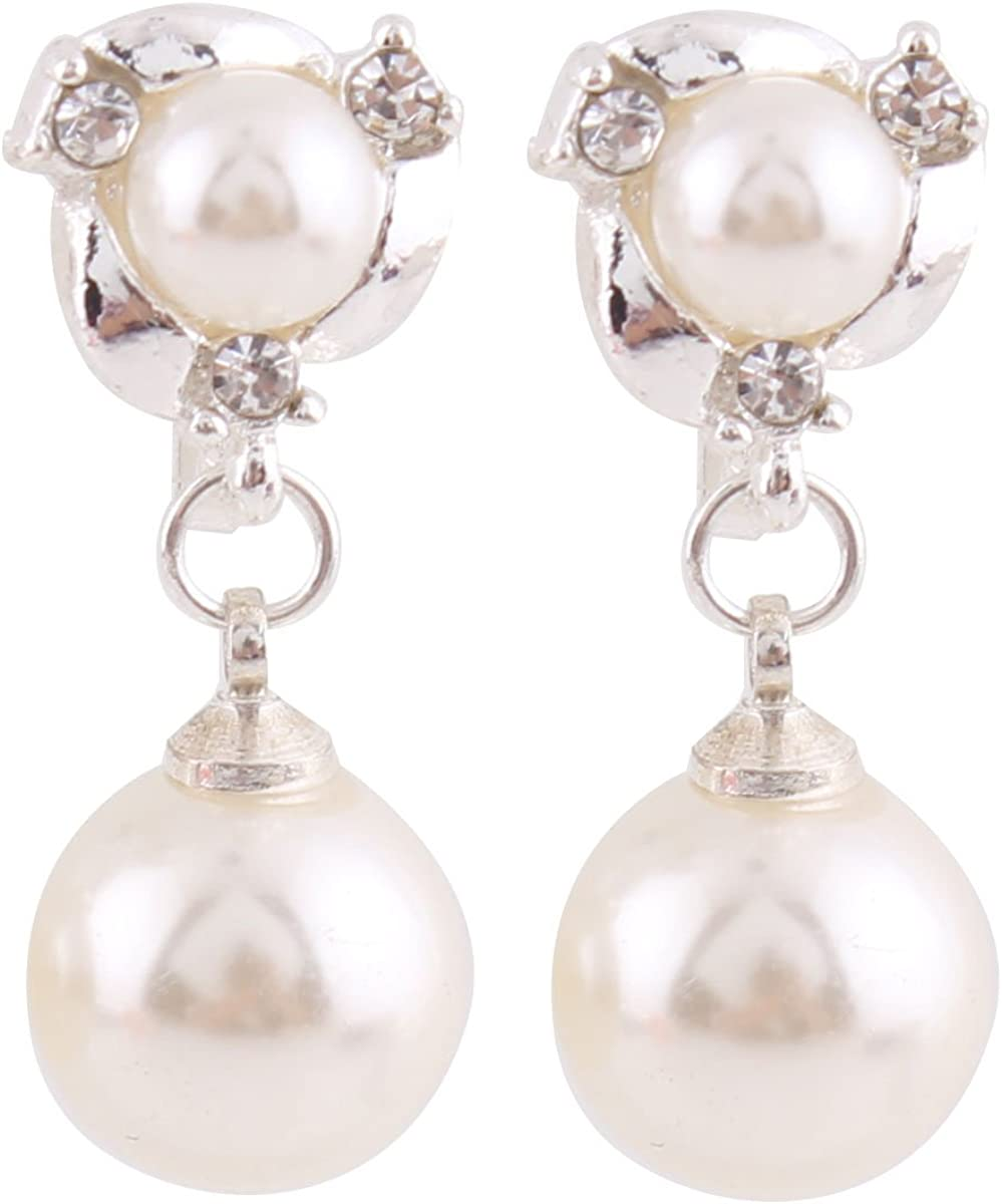 Grace At the price of surprise Jun Factory outlet Luxury Gold-tone or Silver-tone Si Crystal White Clear