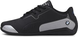 Puma Boy's Black & Silver Shoes - 6 UK