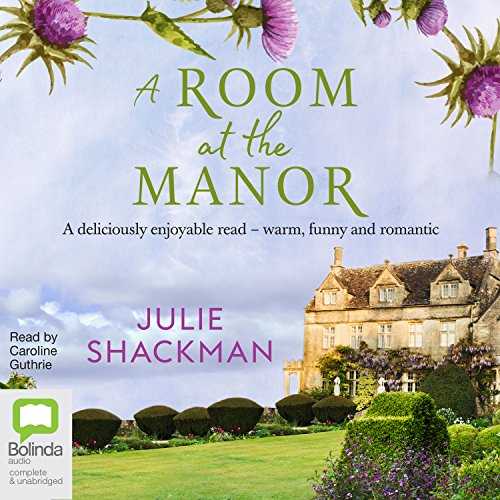 A Room at the Manor                   By:                                                                                                                                 Julie Shackman                               Narrated by:                                                                                                                                 Caroline Guthrie                      Length: 8 hrs and 19 mins     Not rated yet     Overall 0.0