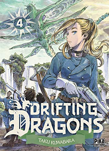Drifting Dragons Edition simple Tome 4