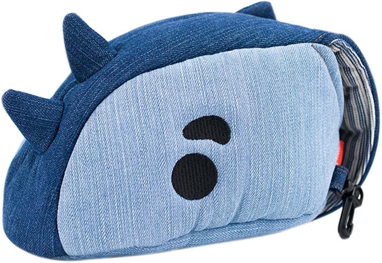 Cute Camera Bag for SLR Liner Package Denim Bag Shockproof Portable Camera Bag