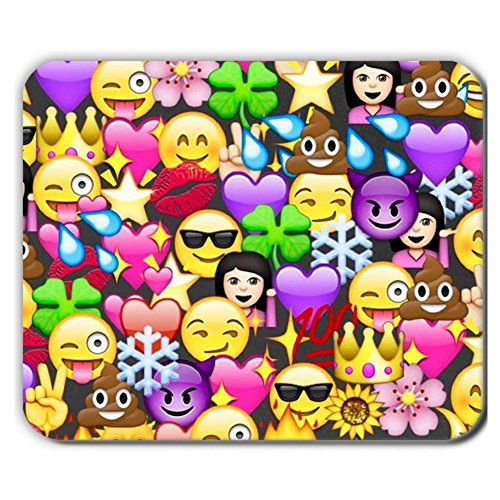 With Emoji 1 Kawaii For Guy 240Mmx200Mmx2Mm Mousepad