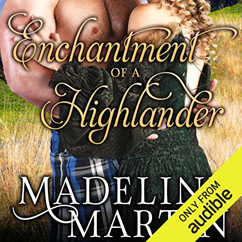 Enchantment of a Highlander audiobook cover art