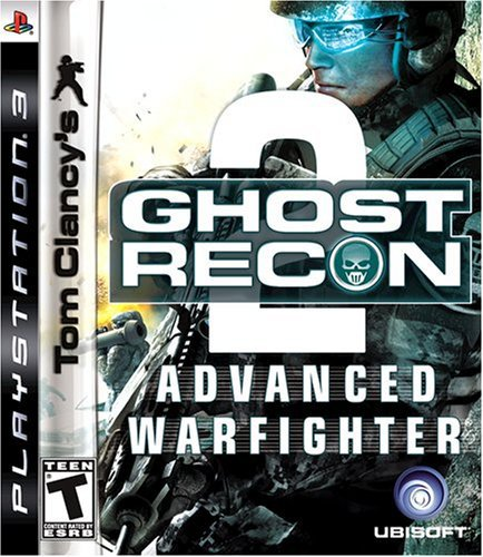 Ubisoft Tom Clancy's Ghost Recon: Advanced Warfighter 2, PS3