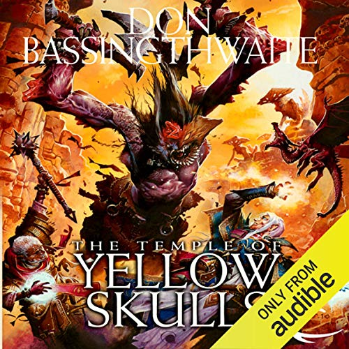 The Temple of Yellow Skulls  By  cover art