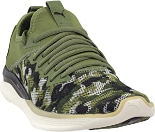 PUMA Mens Ignite Flash Camouflage Running Athletic Shoes,
