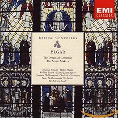 Elgar: The Music Makers, The Dream of Gerontius (British Composers) / Boult, et al.