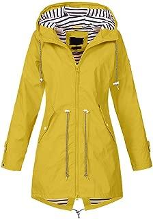 Amazon.it: Giallo Cappotti Giacche e cappotti: Abbigliamento