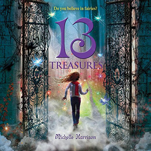 13 Treasures audiobook cover art
