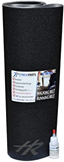 WALKINGBELTS Walking Belts LLC - GGTL596130 Golds Gym Trainer 720 Treadmill Running Belt Sand Blast Finish + Free 1oz Lube