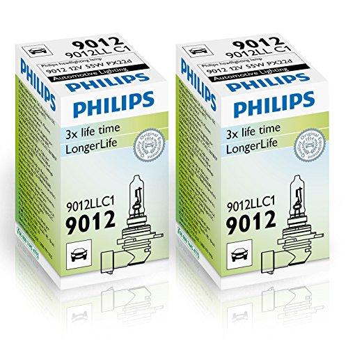 PHILIPS 9012LLC1 Glühlampe, Fernscheinwerfer