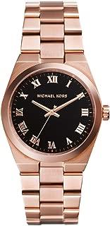 Michael Kors Women's Channing Rose Gold
