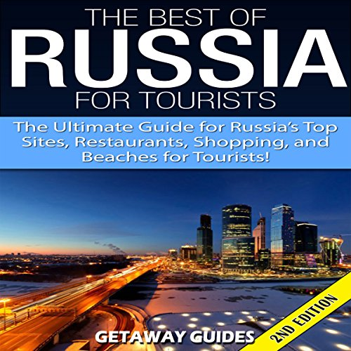 The Best of Russia for Tourists 2nd Edition audiobook cover art