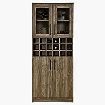 Miro Bar Cabinet-Brown