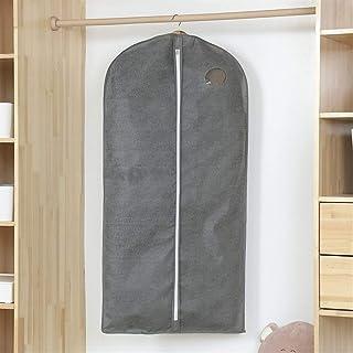Housses à vêtements transparent imperrespirant Robes Housse anti-poussière Veste sac de rangement for les hommes et les fe...