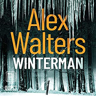 Winterman audiobook cover art