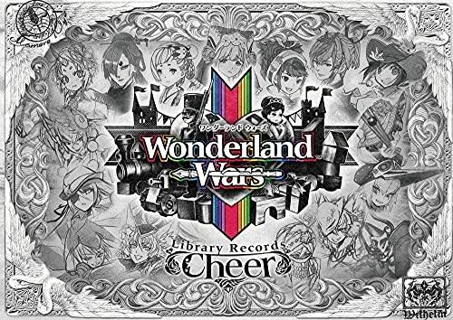 Wonderland Wars Library Records -Cheer- (ホビージャパンMOOK 1065)