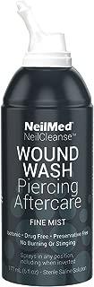 NeilMed NeilCleanse Piercing Aftercare Fine Mist