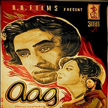 Aag (Original Motion Picture Soundtrack)