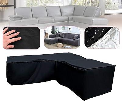 Amazon.com: IKAYAA Outdoor Patio Furniture Set, 5 Piece ...