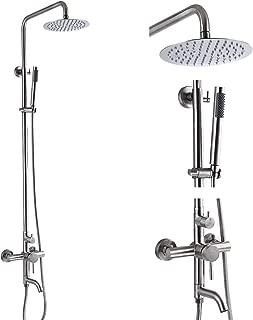 Best outdoor shower plumbing fixtures Reviews