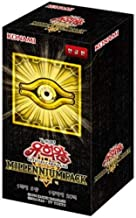 Yu-Gi-Oh! Konami Yugioh Card Millennium Pack Booster Box 20 packs TCG OCG 100 Cards Korean Version