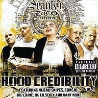 Hood Credibility 1 by Hood Credibility