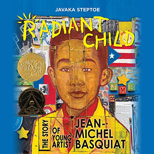 Radiant Child audiobook cover art