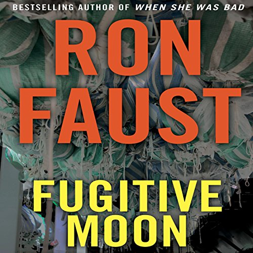 Fugitive Moon audiobook cover art