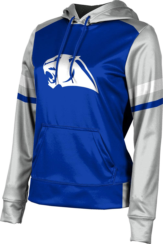 Greenbrier High School Girls' Pullover Hoodie, School Spirit Sweatshirt (Old School)