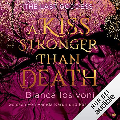 Couverture de A kiss stronger than death
