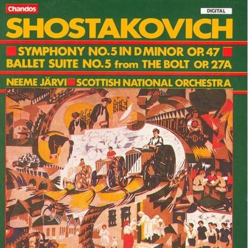 Bolt, Op. 27a (Ballet Suite No. 5): IV. Koselkov's Dance with friends