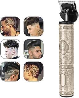 Haircut Trimmer Electric Clipper Men Cordless Trimmer Cordless Hair Oplaadbaar voor mannen, vrouwen en kinderen