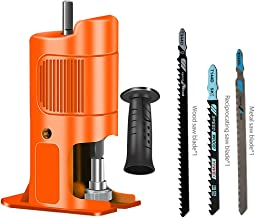 iSinofc Adaptador portátil de serra, conversor de furadeira elétrica, acessório modificado portátil para corte de metal em...