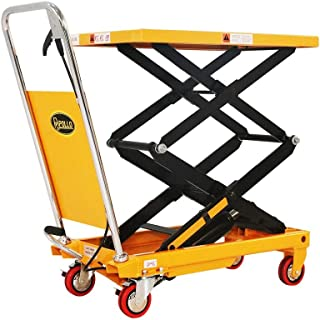 Best industrial adjustable scissor lift table Reviews