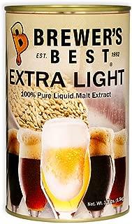 Brewer's Best Liquid Malt Extract - Extra Light- 3.3 lbs.