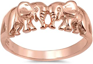 Best elephant promise ring Reviews